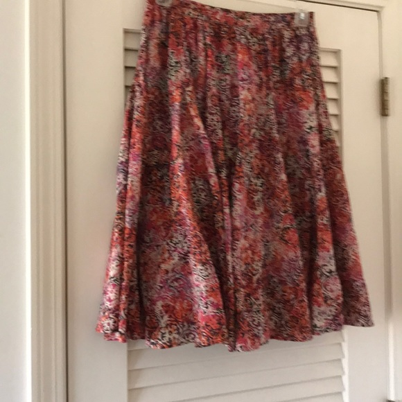Christopher & Banks Dresses & Skirts - Christopher and Banks, PL size, multi colored!